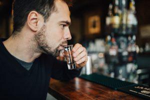 Alkohol fördern Labilität zu Zeiten von Covid-19