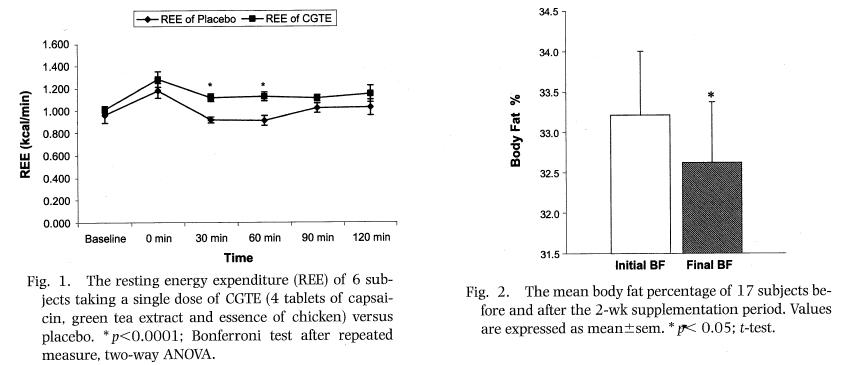 EGCG Effekte Grüntee Abnehmhelfer