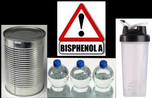 Bisphenol und Testosteron
