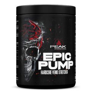 Epic Pump im Bodybuilding