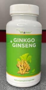 Kombi Ginseng Ginkgo