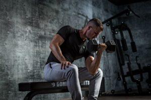 Muskelaufbau und Kalorien im Bodybuilding
