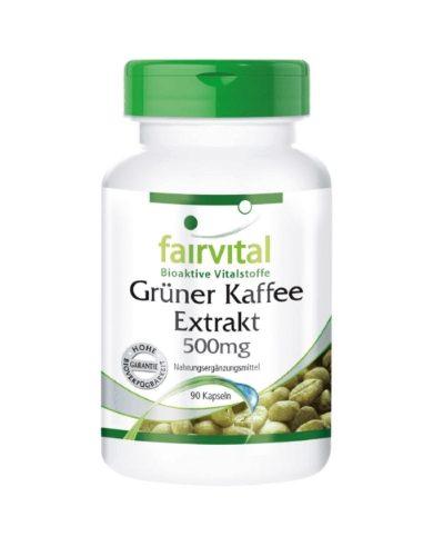 fairvital grüner Kaffee Extrakt