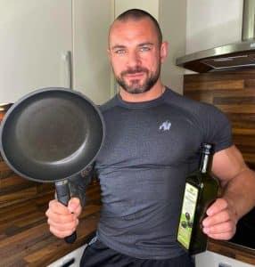 Anwendungstipps Pfanne Küche