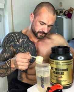 HBN Postworkout Complex für Aufbauphasen im Bodybuilding