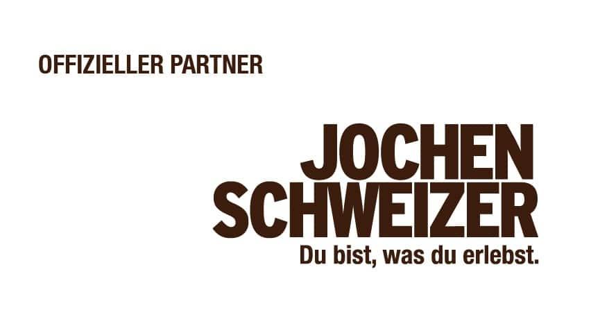 Offizieller Partner - Jochen Schweizer