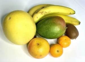 Nährstoffe in Obst