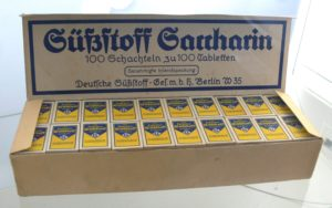 Süßstoff_Saccharin_Zucker-Museum