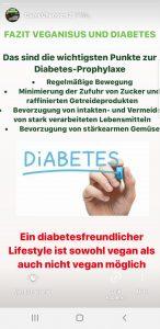 Guter Lifestyle Game Changers gegen Diabetes