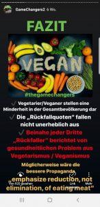 Veganismus häufig zu einseitig
