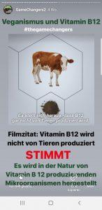 B12 stammt von Mikroorganismen