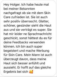Feedback HBN Skin Care