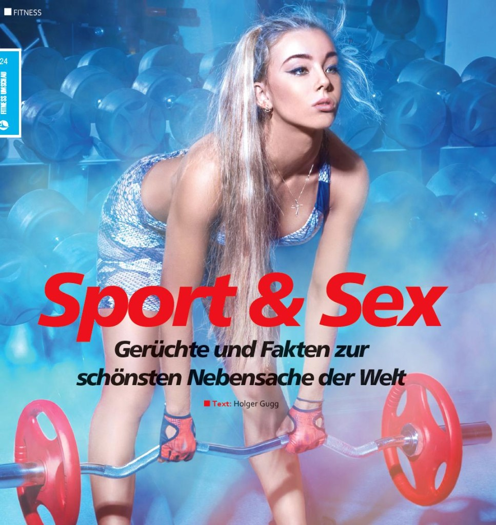 FITNESSUMSCHAU - Sport & Sex - Gerüchte und Fakten zur