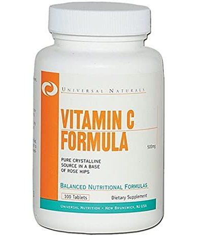 Universal Nutrition Vitamin C Formula
