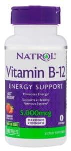 Vitamin B 12 Ergänzung