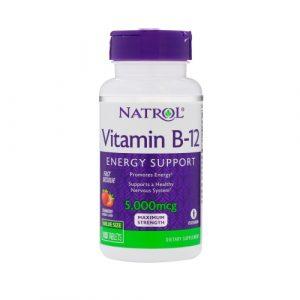 Vitamin B-12 in Spirulina schlecht bioverfügbar