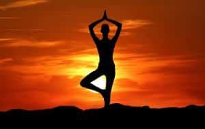 Körperlicher und metaler Ausgleich dank Yoga während Covid-19